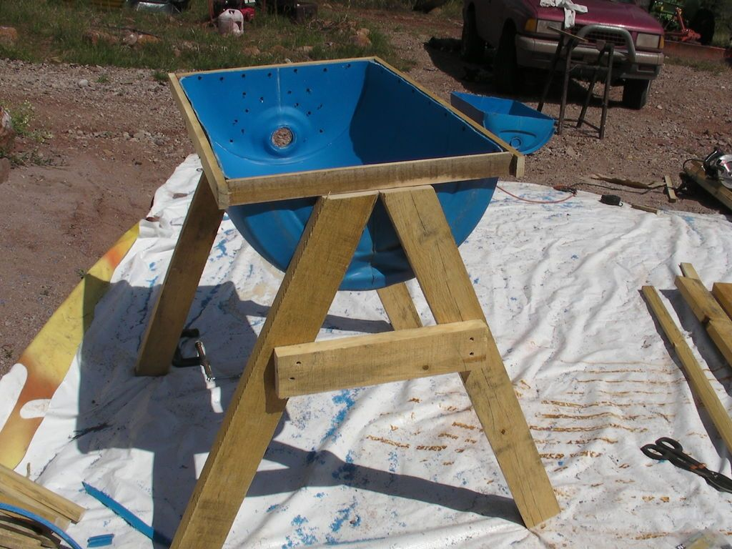 Make Your Own Honey Cow (Top Bar Bee Hive) : The Frame