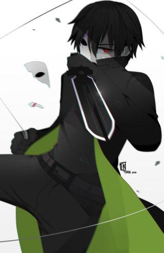 Rezultat Slika Za Darker Than Black Hei Dark Anime Hottest Anime Characters Anime Nerd