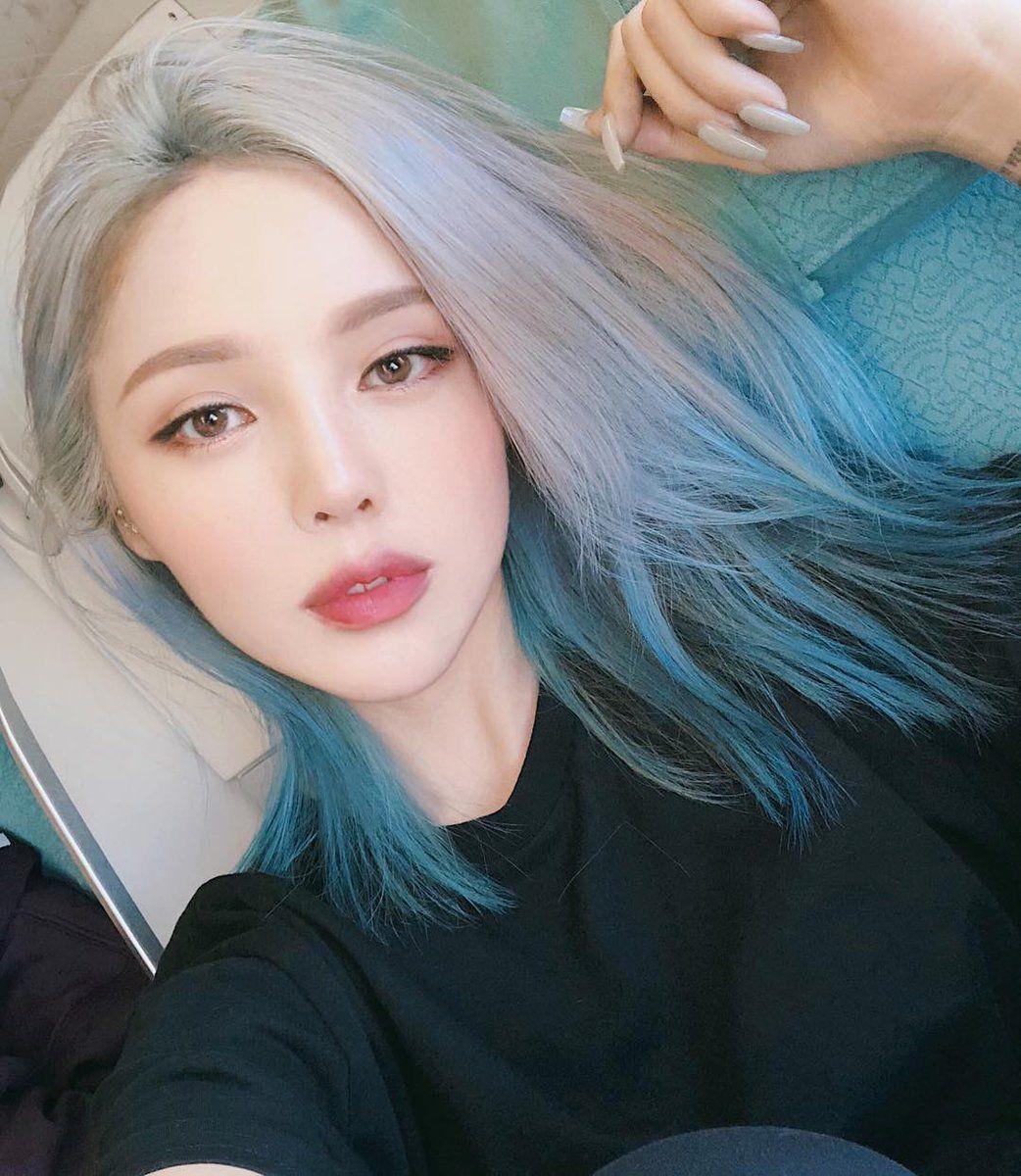 浪人 on Korean hair color, Asian hair, Hair makeup