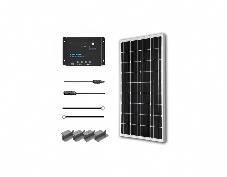 Start The Process Of Being More Grid Independent And Create Renewable Solar Energy This Kit Comes Wit In 2020 Best Solar Panels Solar Panels Solar Panel Installation