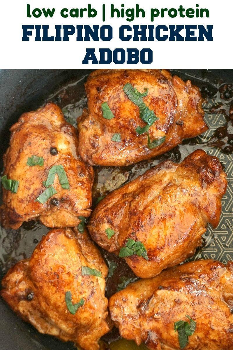 Photo of Authentic Filipino Chicken Adobo Recipe