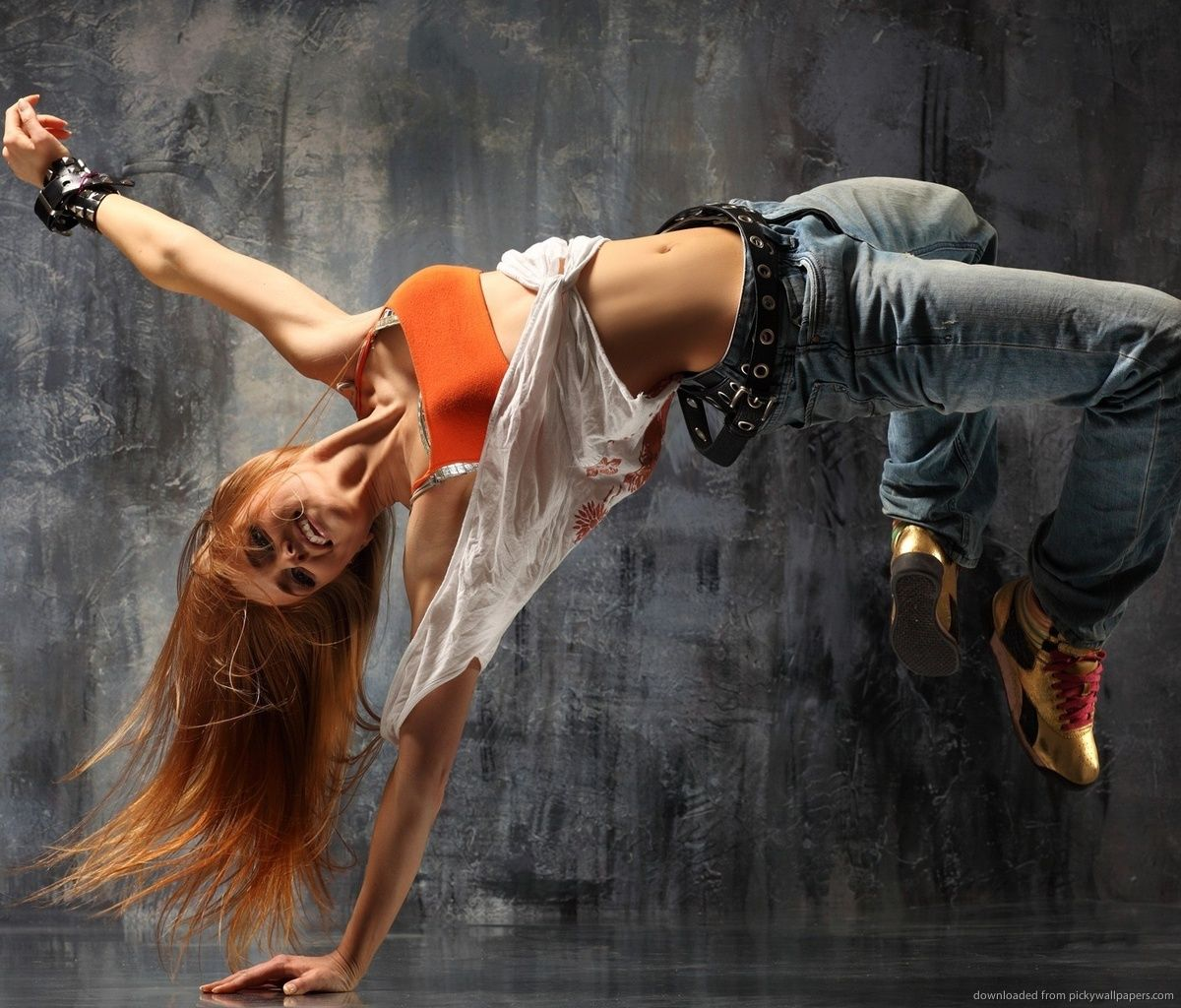 Download Hip Hop Dance Wallpaper For Samsung Galaxy Tab in