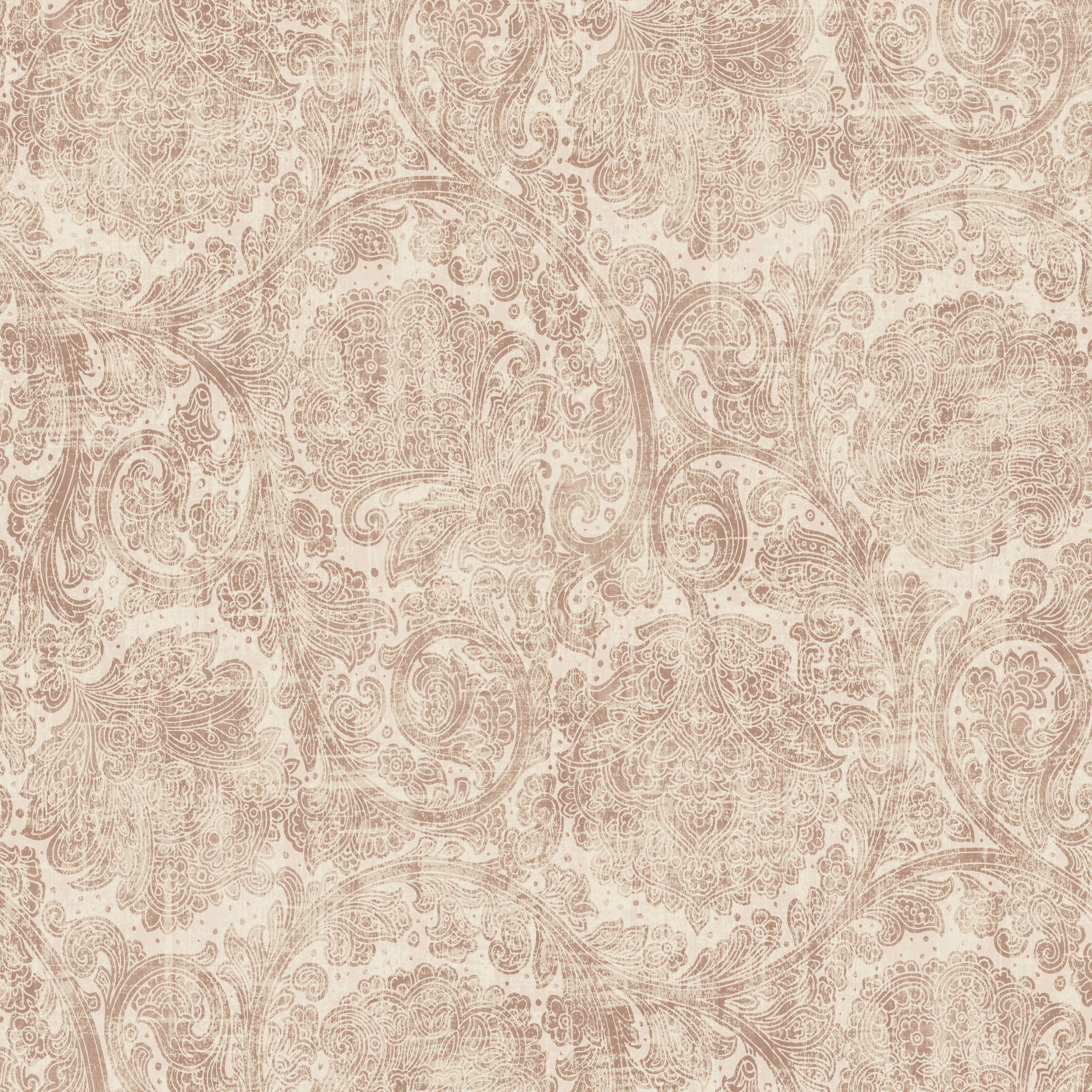 Brown // White // Pattern
