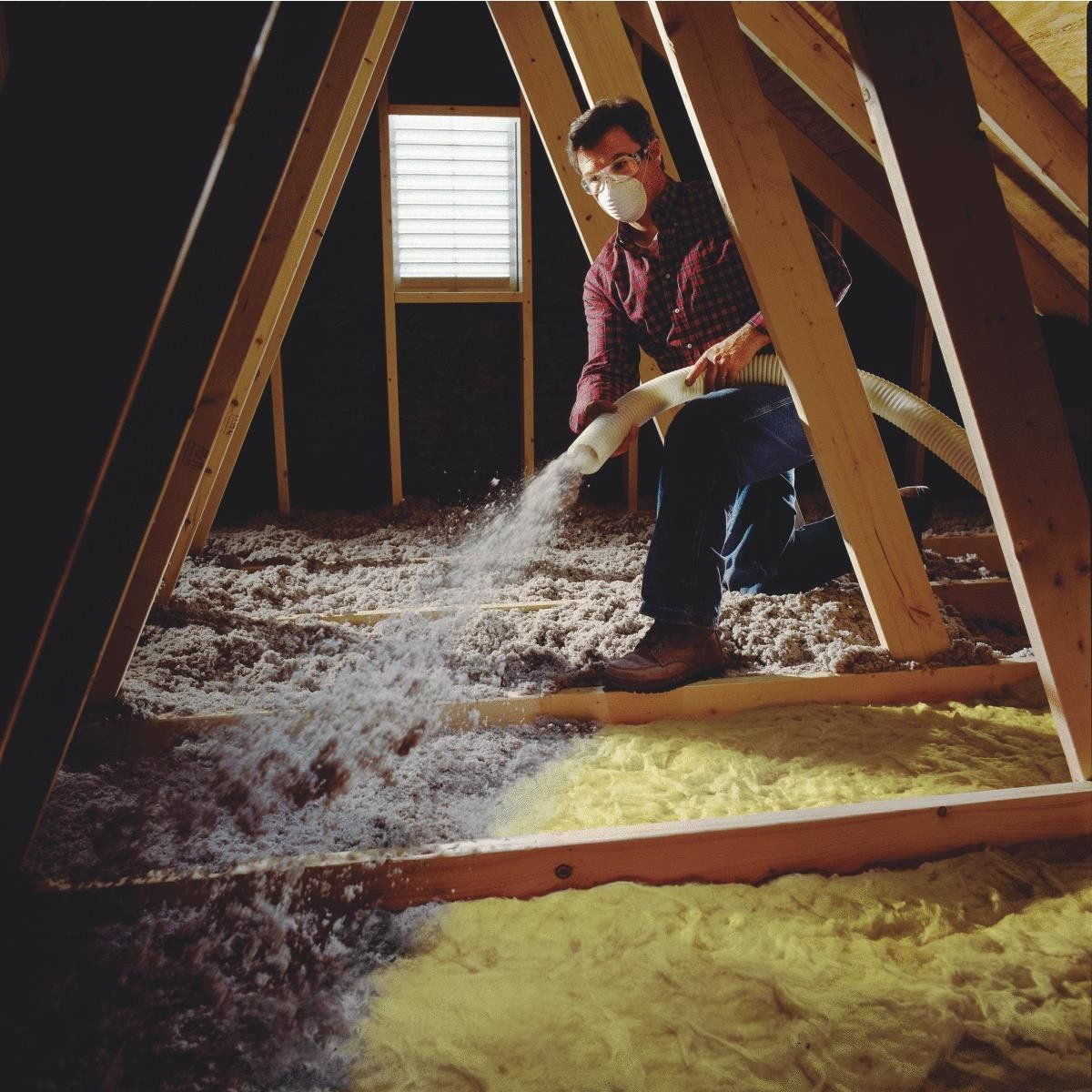 Insulation Helps To Maintain Temperatures And Provide A More Comfortable Climate Indoors Decreasin Blown In Insulation Fiberglass Insulation Best Pest Control