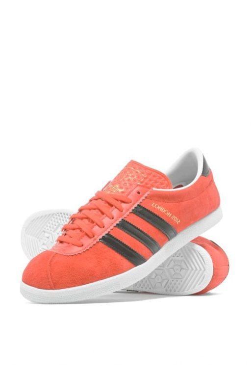 adidas Originals London  2012 Olympics Pack   Red Black  9a1ed60cc