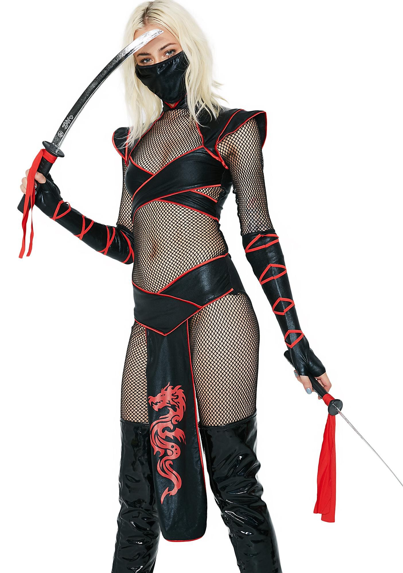 sexy Ninja Kostüme