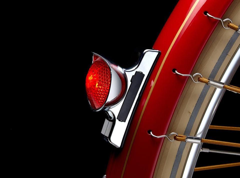 Countryspeed Retro Mudguard Rear Light Con Immagini Bicicletta