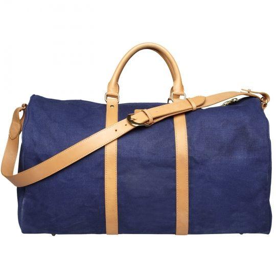 4bb5ad04c91 GANT R. Canvas Weekend Bag | .style_SS13 | Canvas weekender bag ...