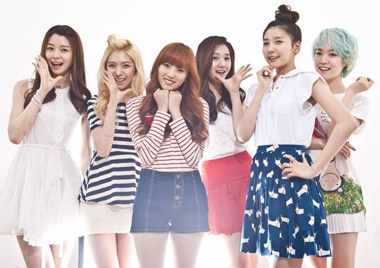 Hello Venus To Comeback Mid December As Full Six Member Group Hello Venus Kpop Girls Comebacks