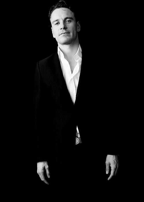 Michael Fassbender. Just...ugh. How is that possible???