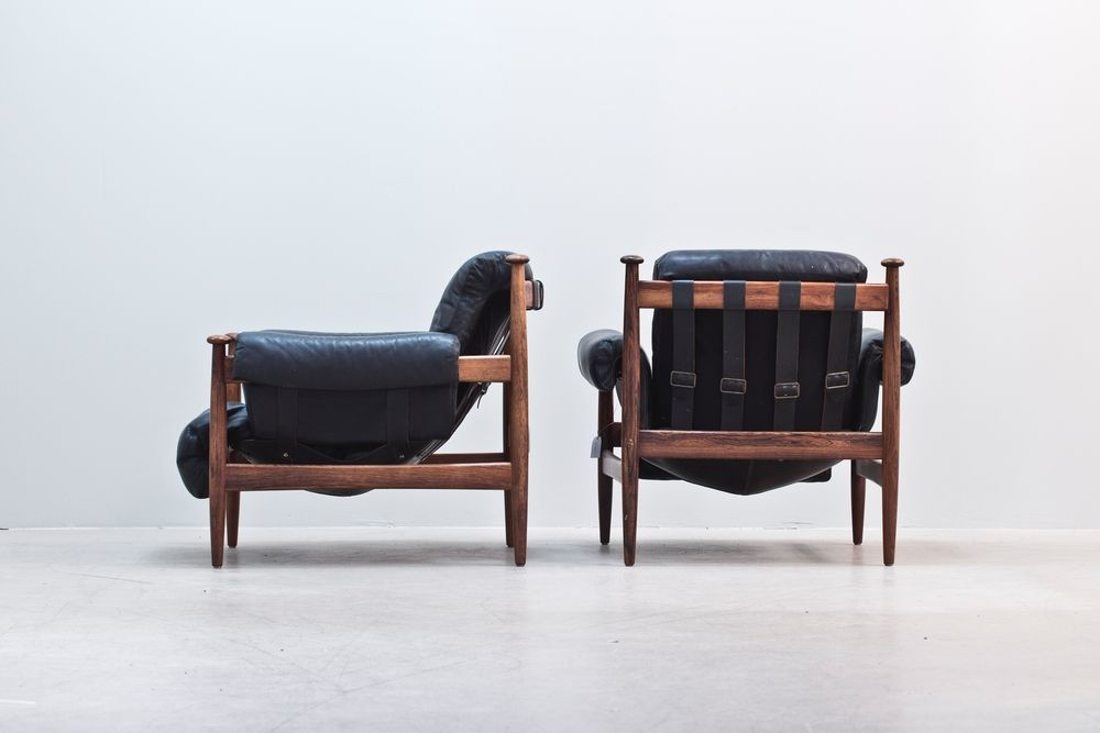 Easy Chairs Model Amiral Produced by Ire Möbler in Sweden via Dusty Deco. Click on the image to see more!