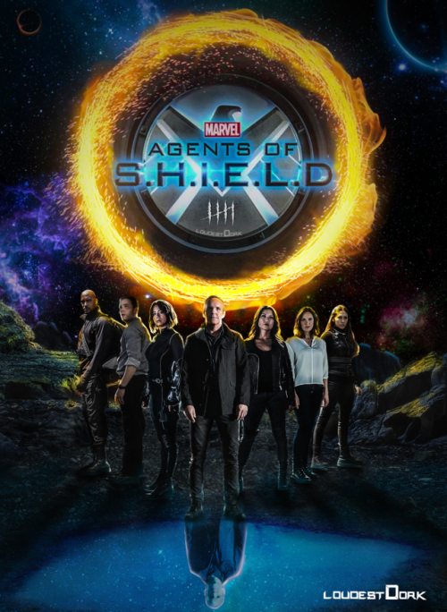 Agents Of Shield Season 5 Poster Concept Agents Of Shield Marvel Agents Of Shield Marvel Shield