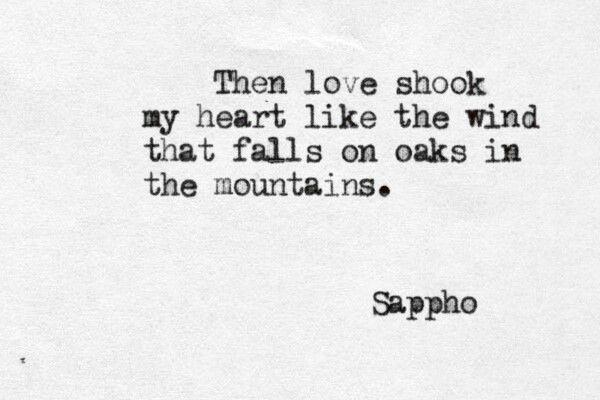 Her Love Is Amazing Lesbian Poet Lesbihonest