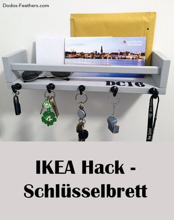 ikea bekv m als schl sselbrett m bel pinterest bekv m gew rzregale und schl sselbretter. Black Bedroom Furniture Sets. Home Design Ideas