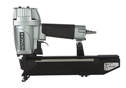 Hitachi N5024a2 1 Wide Crown Stapler 16 Gauge Want To Know More Click On The Image With Images Air Tools Best Cordless Circular Saw Cordless Circular Saw
