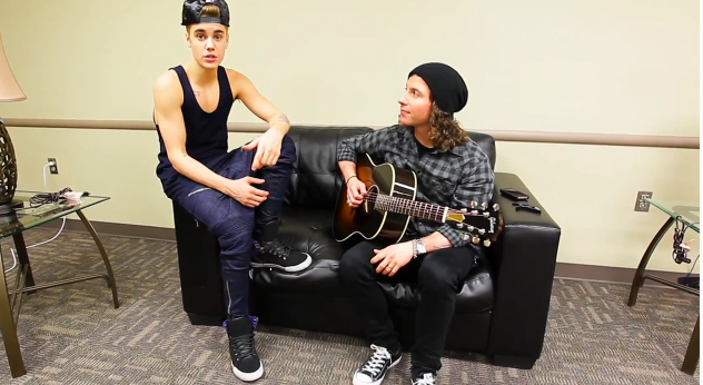"Justin Bieber 6 Years of Kidrauhl – ""TAKE YOU"" Acoustic!"