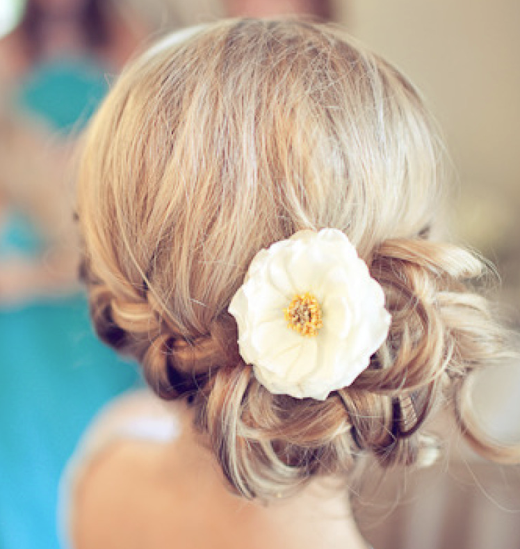 21 Most Outstanding Braided Wedding Hairstyles: 21 Gorgeous Wedding Hairstyle Ideas