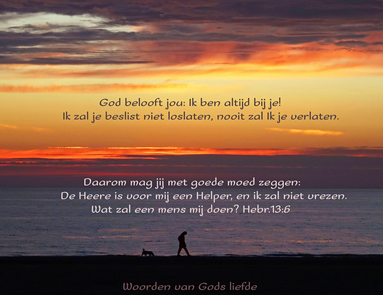 Woorden van Gods liefde