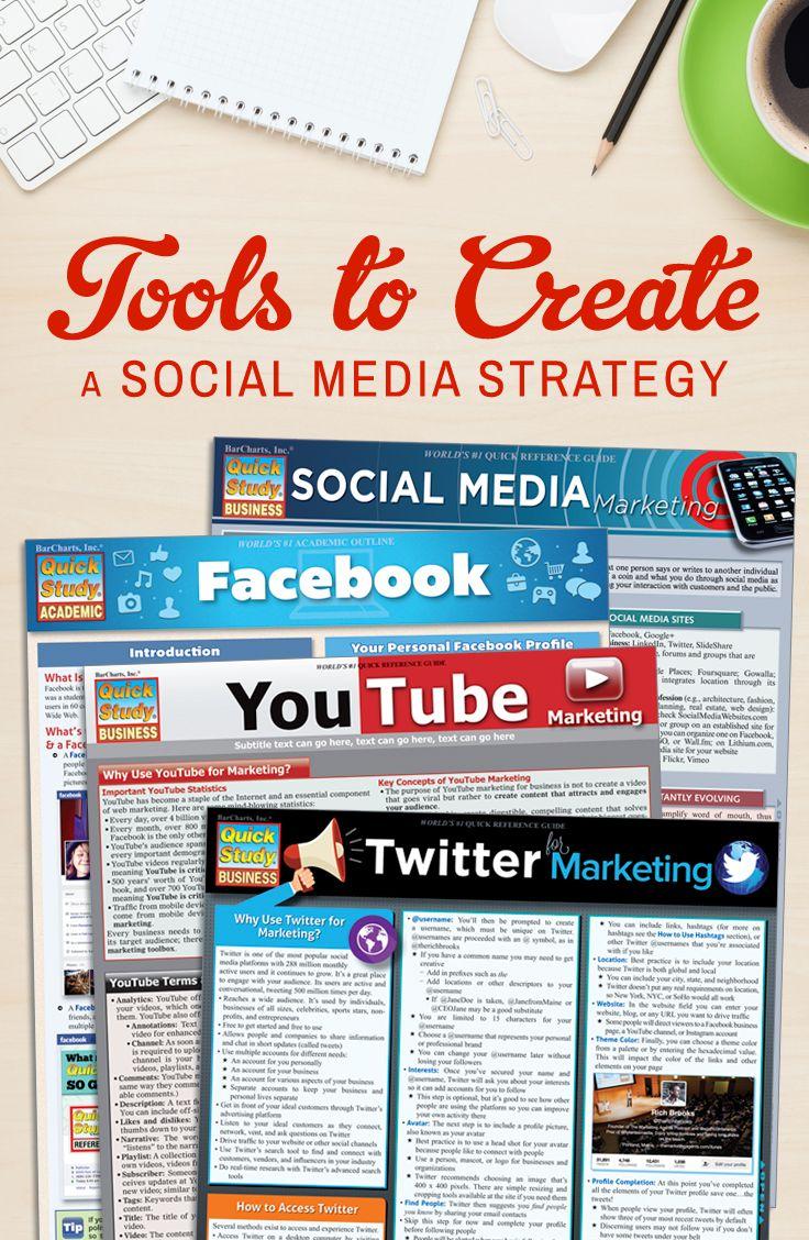 Publishing Inc. Social media business, Social media