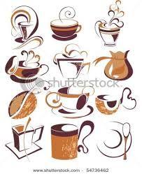 Картинки по запросу нарисовать чашку кофе   изображения ...