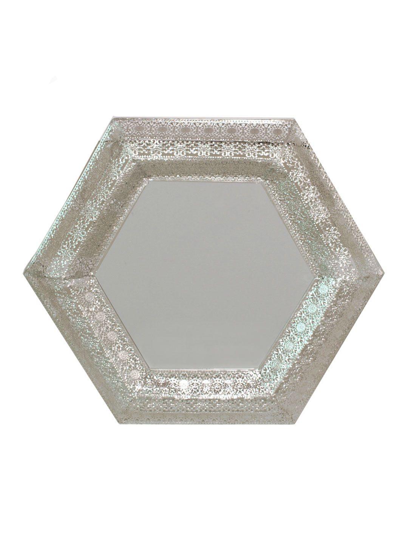 Pierced Wall Mirror