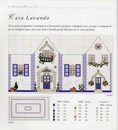 Gallery.ru / Фото #1 - 3-D Cross Stitch-More Than 25 Original Designs - Orlanda