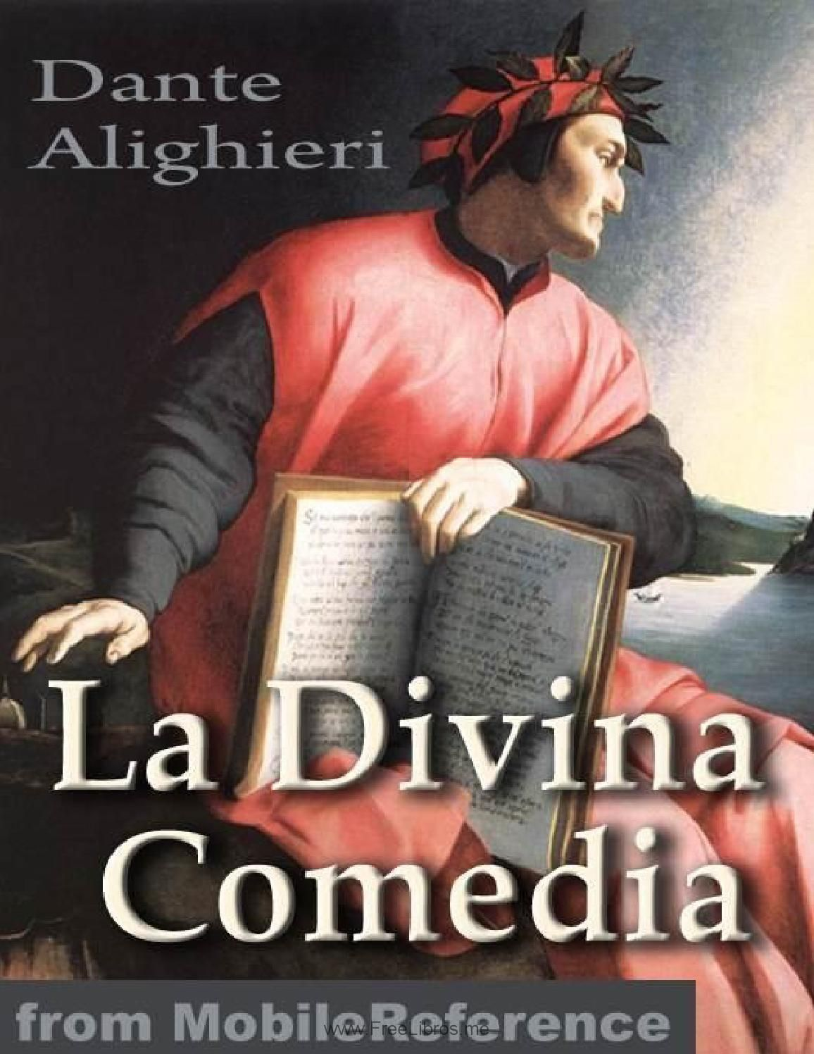 La Divina Comedia Dante Alighieri Dante Alighieri Dante Illustration