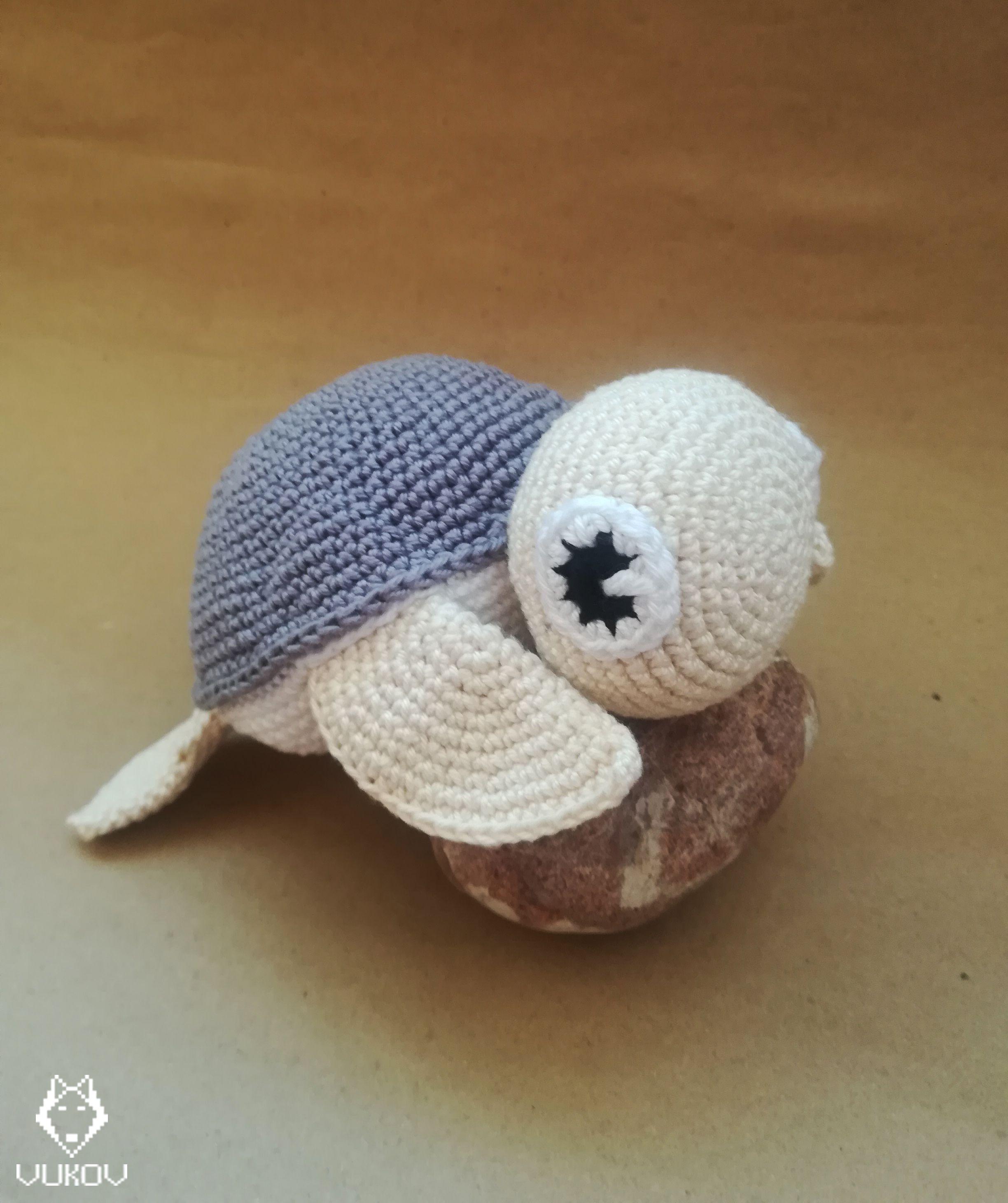 crochet turtle, amigurumi turtle, stuffed crochet toy, amigurumi animal, babyshower gift