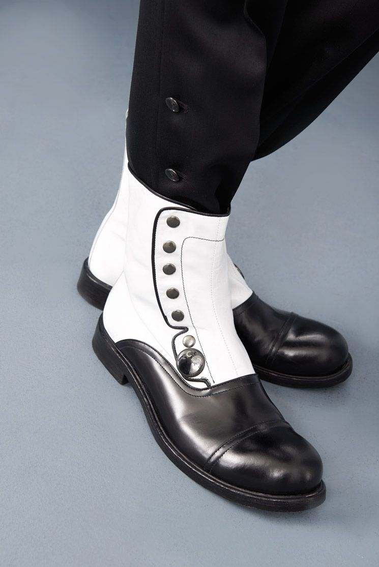 Cleofe Finati - Man - Collection 2014 - Shoes - Mod. M.14 135374 VITNE/BIA -