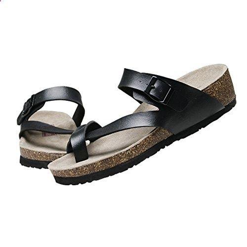 5007130493b Zarpar Women s Fashion Sandals VIJO Black (US Women s 8-8.5). Check website  for
