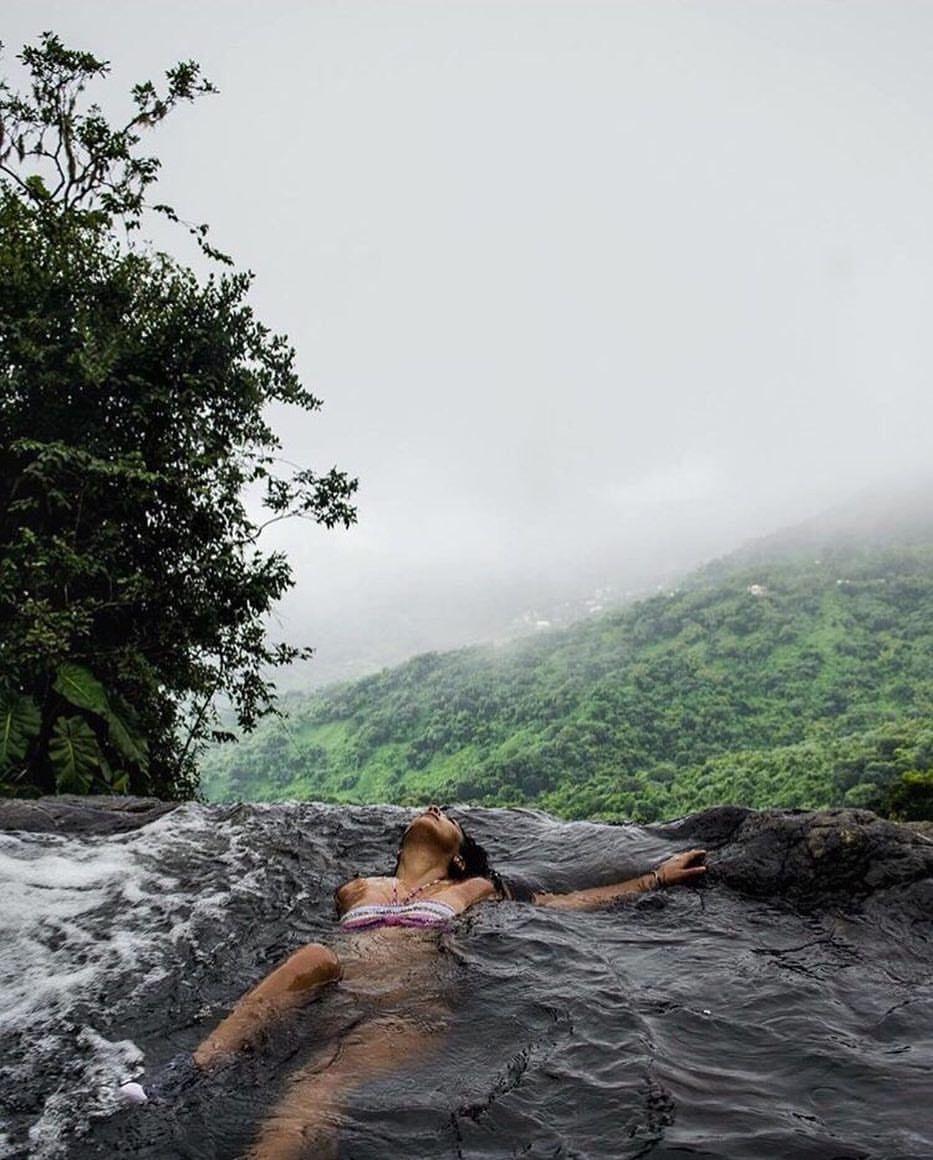 Natural Infinity Pool Naguabo Puerto Rico Puerto Rico Trip Puerto Rico Puerto Rico Vacation
