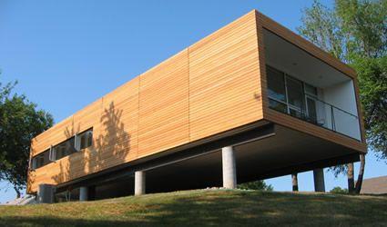 Casa prefabbrica case prefabbricate casa sostenibile for Costo case prefabbricate