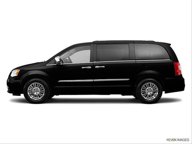 2013 Chrysler Town Country For 24months Taxes Bank Fee At