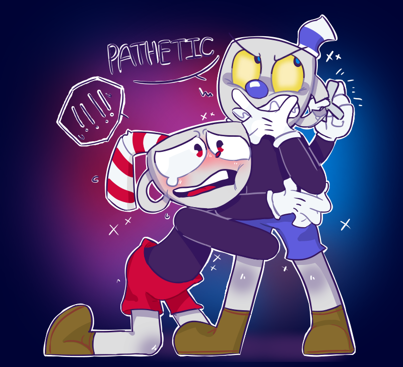 Pin on Cuphead Don't Deal With the Devil