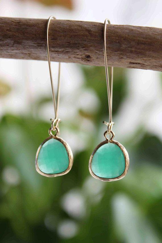 cute earrings--great for summer