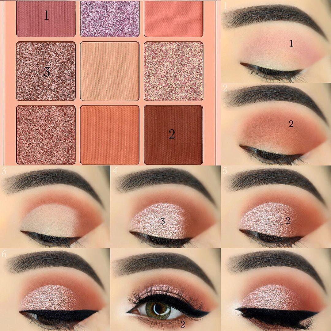 N U D E L I G H T Obsessed With This Palette What Do You