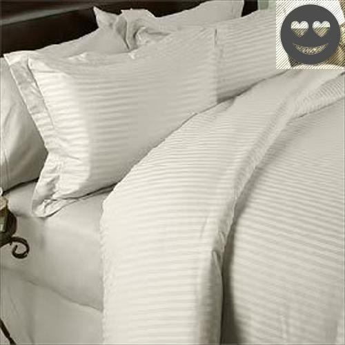 Branded Egyptian Cotton Duvet Cover Set Bedding Set+Pillow Cases /& Fitted Sheet