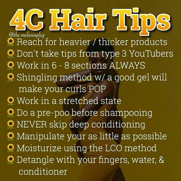 Best Guide for Black Women With Natural Hair. How to Care For Curly Hair & More