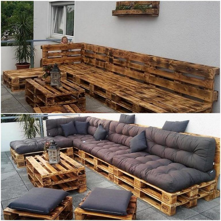 Diy Projects With Pallets Diy With Pallets Outdoor Furniture Design Pallet Patio Furniture Pallet Furniture Outdoor Couch