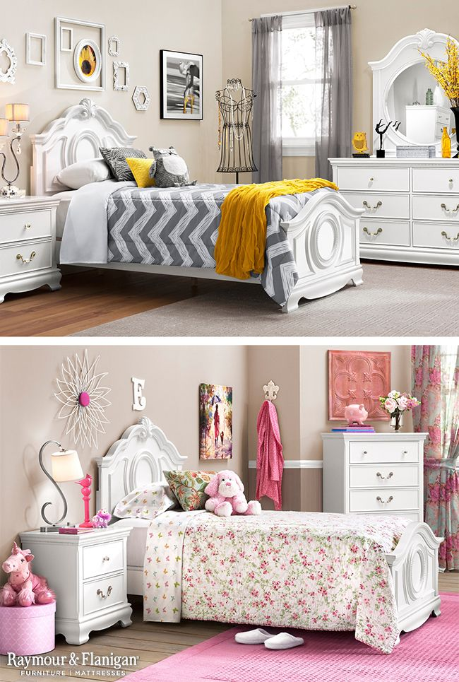 The new Winnie youth bedroom collection is both