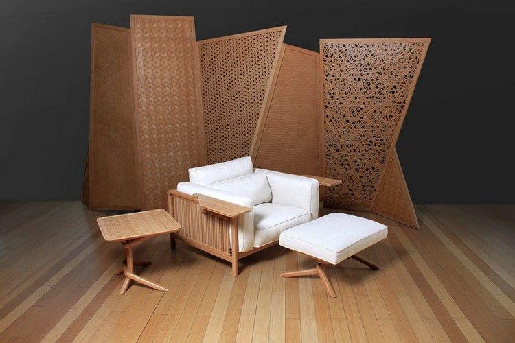 klassische designer mobel von turati boiseries, 31 bambusmöbel design ideen mit außergewöhnlicher optik | möbel, Design ideen