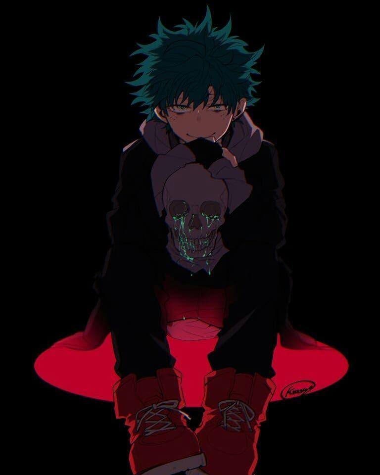 Do You Like Villain Deku Artist Villain Deku Hero Hero Academia Characters