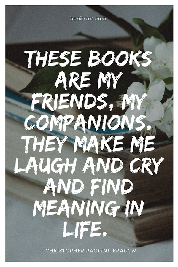 21 Brilliant Ya Quotes About Reading Youll Love The Book Life