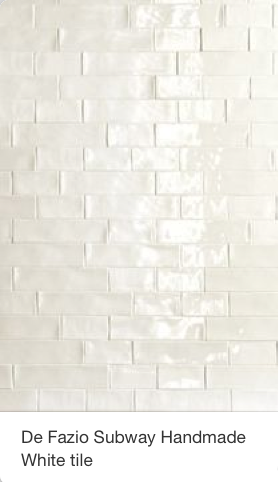Option To Moroccan Zellig Handmade Tile Classic Subway Or Marble Subway White Subway Tiles Handmade Subway Tile White Subway Tile Bathroom