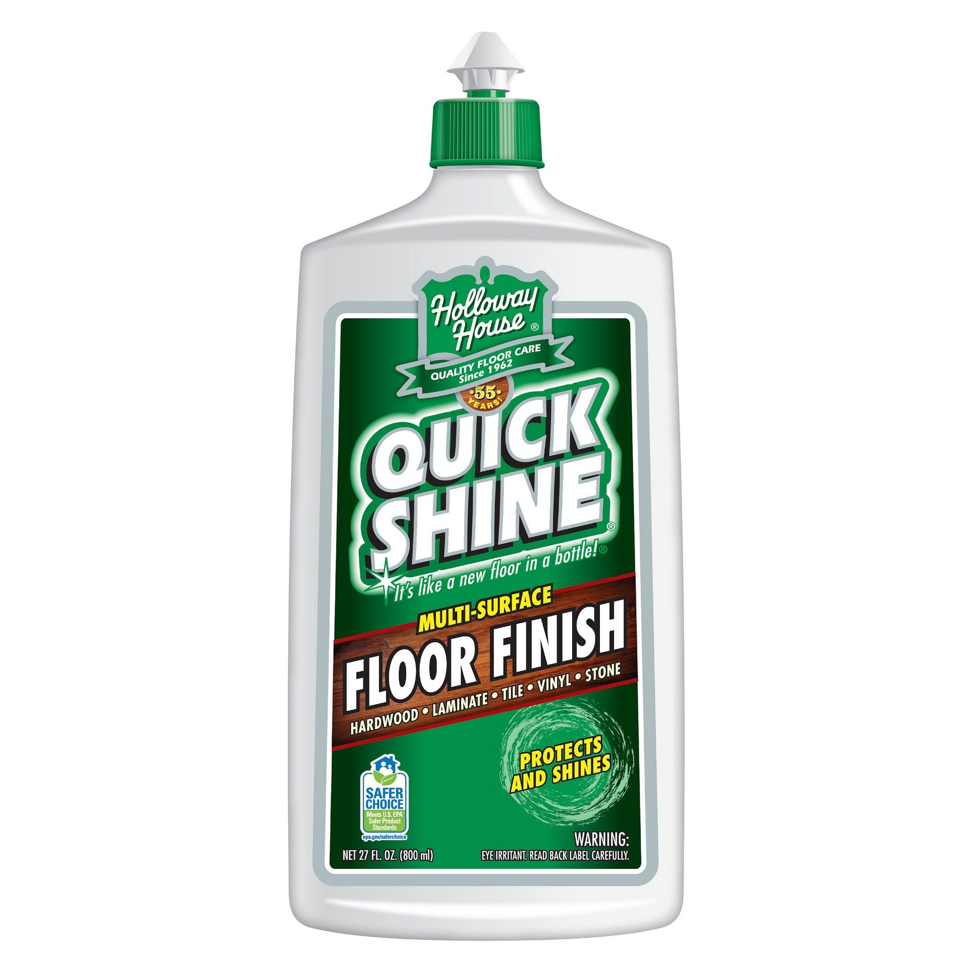 Quick Shine Multi Surface Floor Finish 27oz Quick Shine Floor