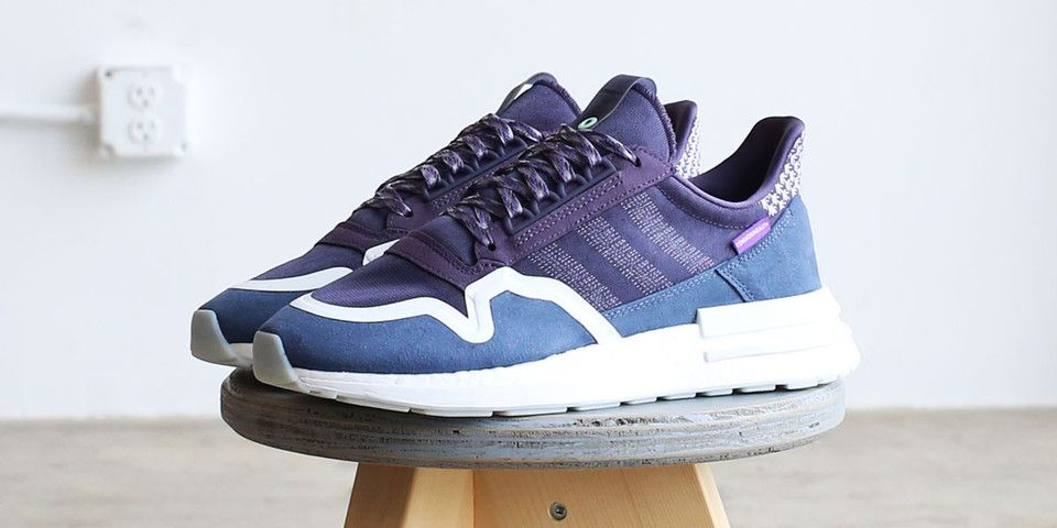 adidas zx 500 rm real lilac