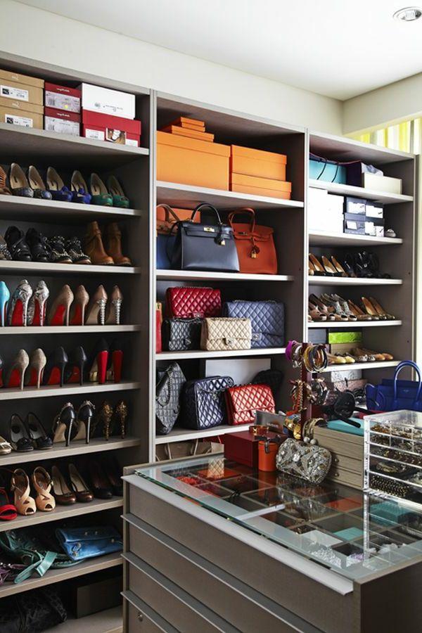 Awesome Living Der Masterplan fuer den perfekten Kleiderschrank Begehbarer Kleiderschrank