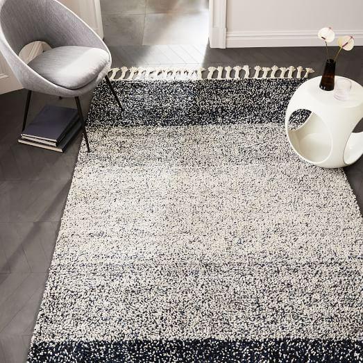 Pixel Shag Rug Platinum Rugs Classic Carpets Round Carpet Living Room