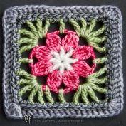 Serenity par Arteeni   – crochet – squares