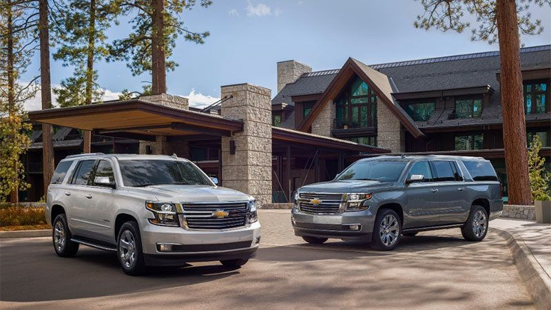 Chevy Tahoe Gets Modest Price Increases Chevrolet Suburban